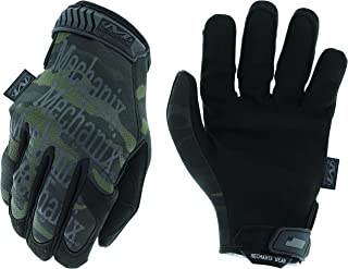 Mechanix Wear: Limited Edition Black Multicam Original Work Gloves - Touch Capable (Large)