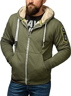 Hoodies | Mens Heavyweight Zip Up - Artic Hoodie