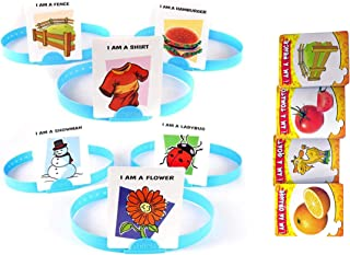 Popsugar What am I? Card Game for Kids and Family   Guessing Game, Fun Activity for Family and Friends, Multicolor