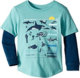 Ocean Explorer Tee (Toddler/Little Kids/Big Kids)