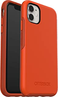Otterbox Symmetry, Custodia per iPhone 11 Anti-Caduta, 1, Arancione