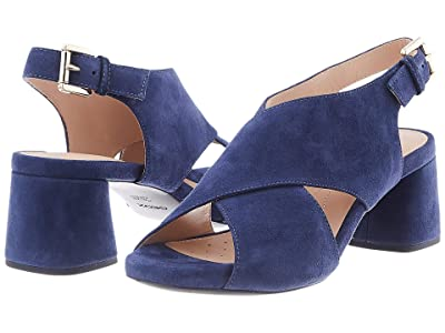 Geox Genziana Mid 3 (Blue) Women