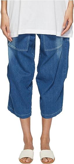 Y's by Yohji Yamamoto U-B 2 Tuck Pants