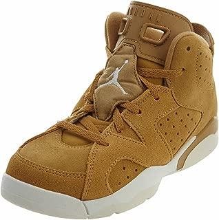 Retro 6 BP Little Kids' Shoes Golden Harvest/Golden Harvest 384666-705