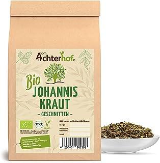 Johanniskraut Tee Bio 100g Johanniskrauttee aus kontrolliert biologischen Anbau vom-Achterhof