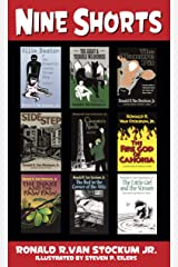 Nine Shorts Kindle Edition