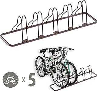 Sponsored Ad - Simple Houseware 5 Bike Bicycle Floor Parking Adjustable Storage Stand