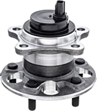 QJZ [1-Pack] 512419 - Rear Left Wheel Hub Bearing Assembly Compatible with 2008-2013 Toyota Highlander [FWD Models ONLY] [...
