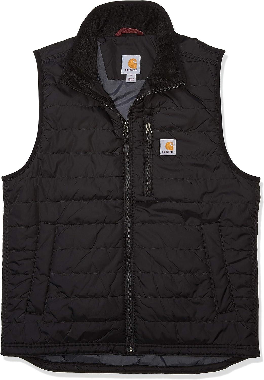 Carhartt Men's Gilliam Vest Regular Tall Big and Sizes Spasm Special sale item price