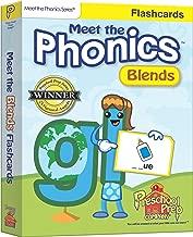 Meet the Phonics - Blends - Flashcards