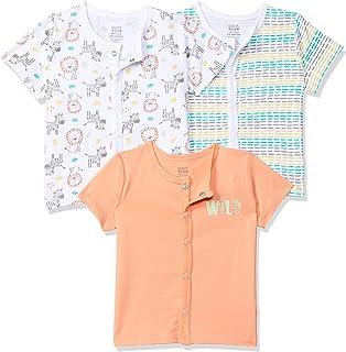 MINI KLUB Baby-Boy's Regular fit T-Shirt