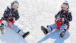 Kaptin 2 Pack Heavy Duty Winter Snowball Maker for Kids