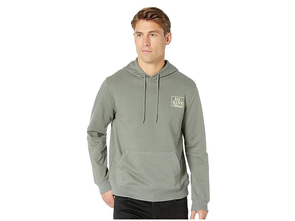 Dakine Classic Pullover Hoodie (Green Ash) Men