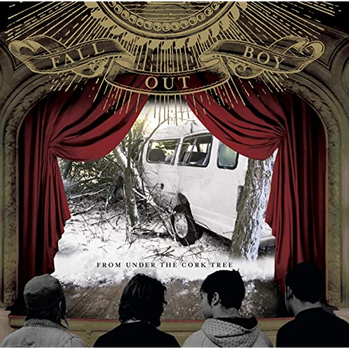 From Under The Cork Tree Limited Tour Edition By Fall Out Boy On Amazon Music Amazon Com