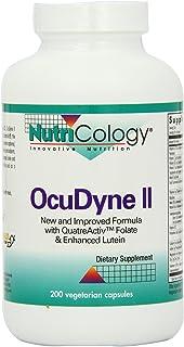 NutriCology OcuDyne II 200 Vegetarian Capsules