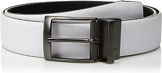 Nike Men's Standard Pebble Feather Edge Reversible Belt