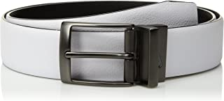 Nike Men's Pebble Feather Edge Reversible Belt