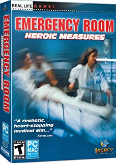 emergency room simulation game