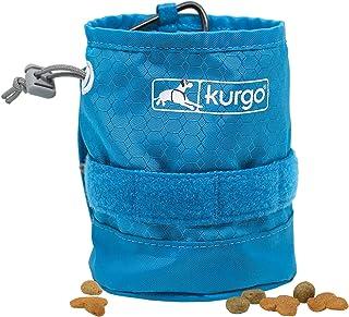 Kurgo RSG YORM presentpåse, tillägg till hundsele, MOLLE-kompatibel, kustblå