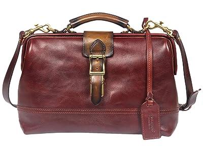 Old Trend Genuine Leather Doctor Satchel Bag