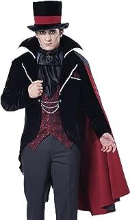 Men's Immortal Vampire Groom Costume
