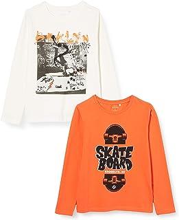 NAME IT Camiseta sin Mangas para Niños