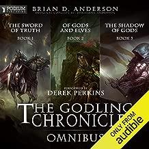 The Godling Chronicles Omnibus: Books 1-3
