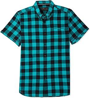 Pull & Bear Shirts For Women, Green & Black XL