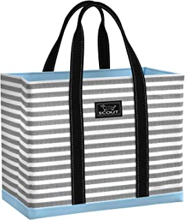 SCOUT Original Deano Tote, Extra Large Utility Tote Bag for Women, Perfect Oversized Beach Bag or Pool Bag (Multiple Patterns Available)