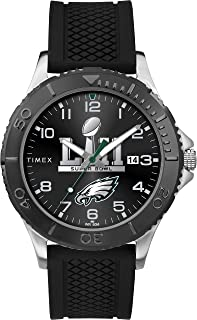 watch with eagle logo