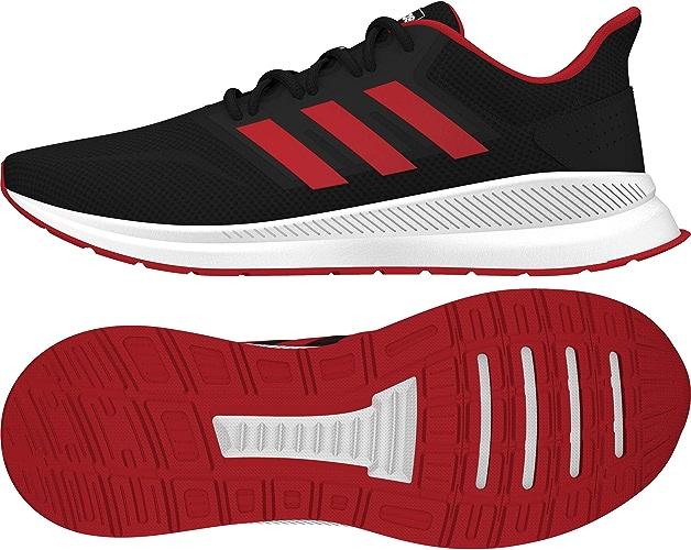 Adidas Chaussures Runfalcon,noir rouge noir,48