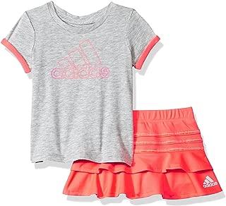 Baby Girls Skort Set