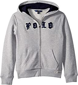 Cotton-Blend Fleece Hoodie (Big Kids)