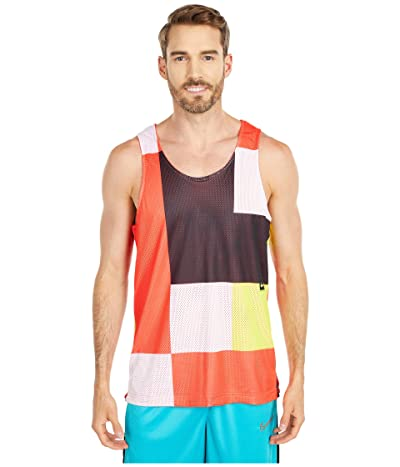 Nike Top Tank Sport Clash (Laser Crimson/Black) Men