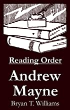 Andrew Mayne - Reading Order Book - Complete Series Companion Checklist