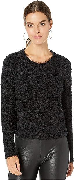 Knubby Knit Black
