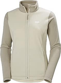 Helly Hansen Women's Daybreaker Lightweight Full-Zip Fleece Jacket, 723 Castle Wall, X-Large