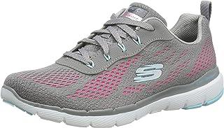 Skechers Flex Appeal 3.0-Pure Velocity, Zapatillas Deportivas Mujer