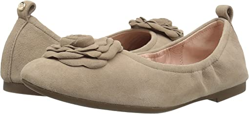 Taupe Silky Suede