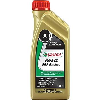 Castrol SRF Racing Brake Fluid - 1 Liter 12512