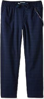 Tommy Jeans Men's TJM Scanton Checked Track Pant Pants