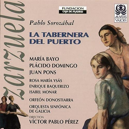 La Taberna del Puerto, Act II, Scene 6: Recitado sobre Música (Marola