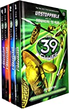 39 Clues Unstoppable Series 2 -  4 Books Set Collection Pack (Nowhere To Run, Breakaway, Countdown, Flash Point ).