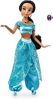 Disney Jasmine Classic Doll with Ring - Aladdin - 11 1/2 Inch