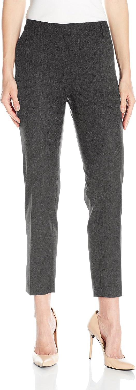 Jones New York Womens Washable Suiting Grace Ankle Pant Pants