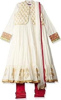 Rangriti Women's Asymmetrical Hemline Salwar Suit Set