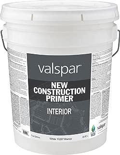 Valspar 11287 New Construction Primer, 5-Gallon, Interior