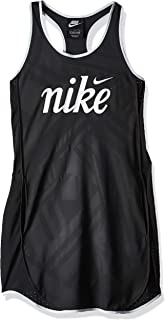 Nike Girl's NSW ICON DRESS TEMPO AOP6 Dress