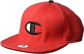 Champion LIFE Men's Reverse Weave Baseball Hat-Big C Logo