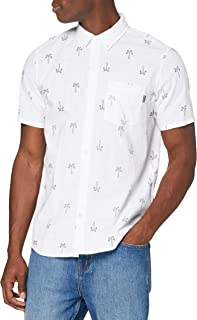 Hurley M One&Only Paisley Palm S/S Shirt Hombre